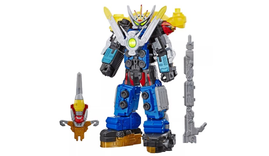 Power Rangers Beast-X Ultrazord Action Figure by Hasbro
