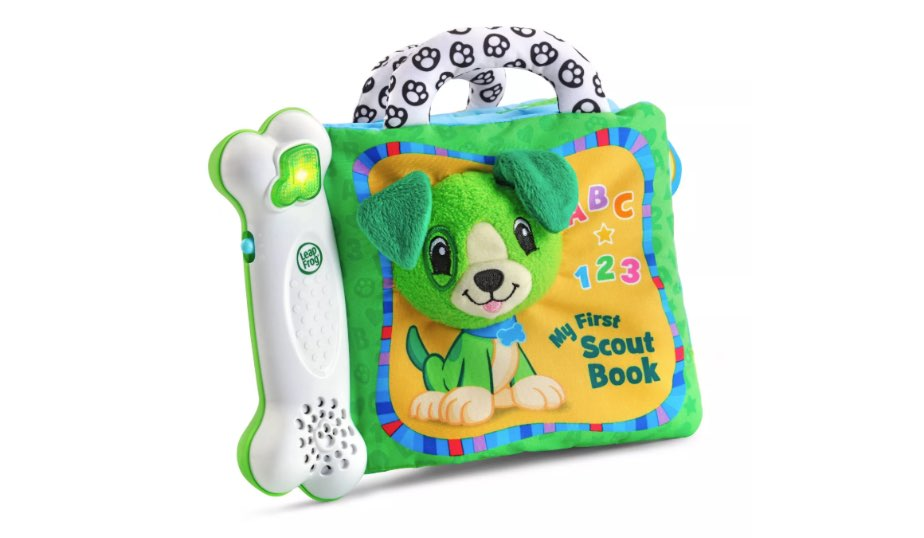 My First Scout Book — LeapFrog