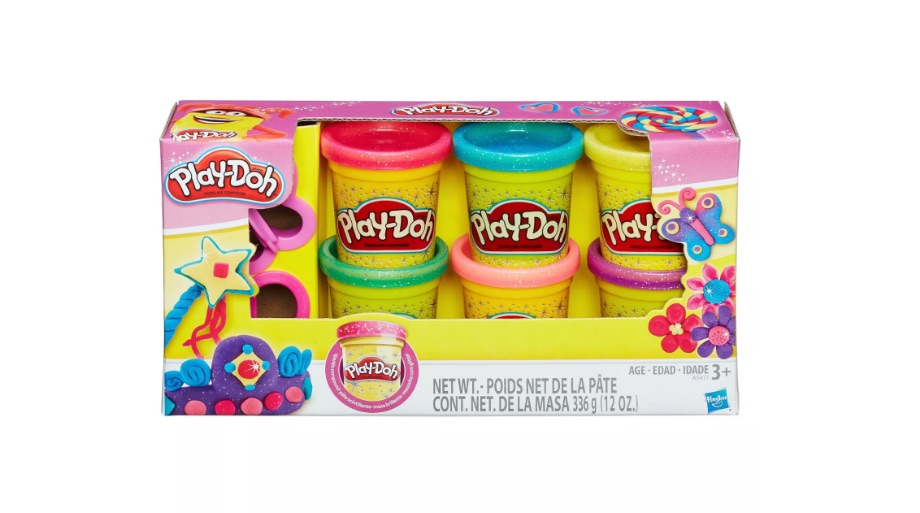 Play-Doh Sparkle Compound Collection - Hasbro