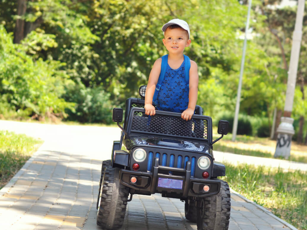 power wheels and powered ride-on riding toys buying guide