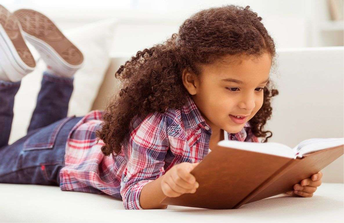 story time books and reading accessories