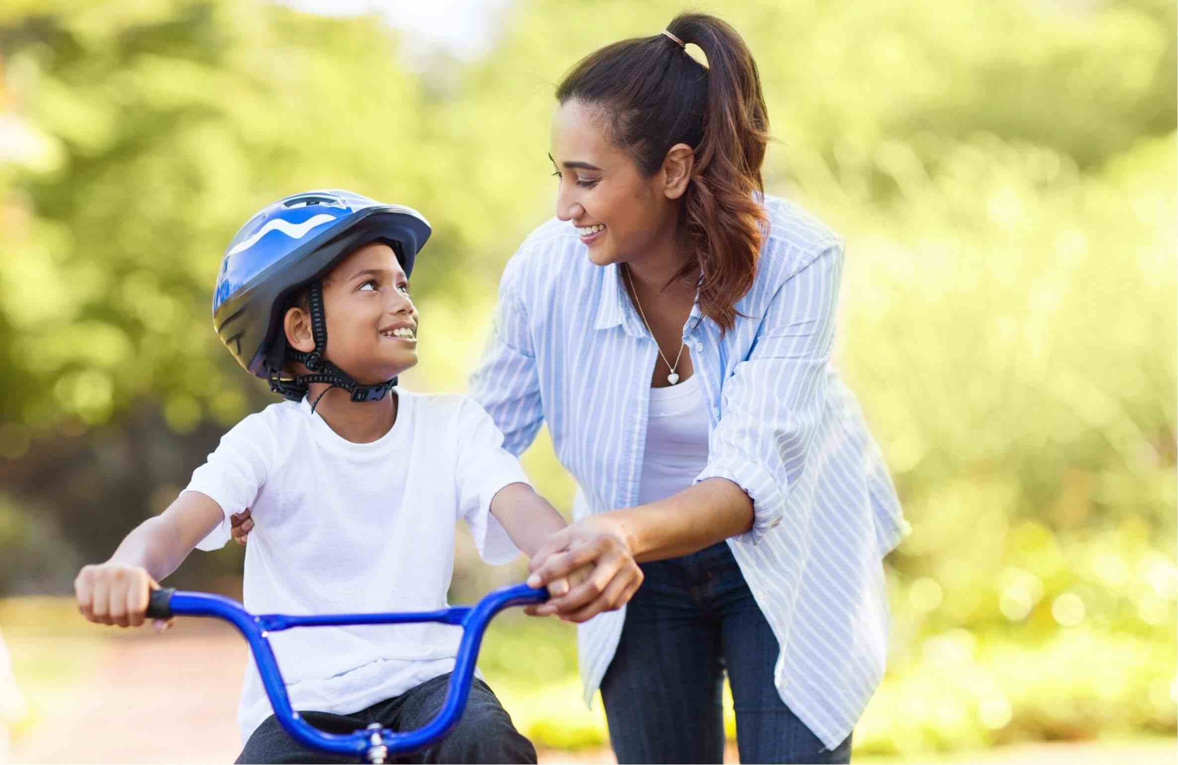 bike safety and riding safely