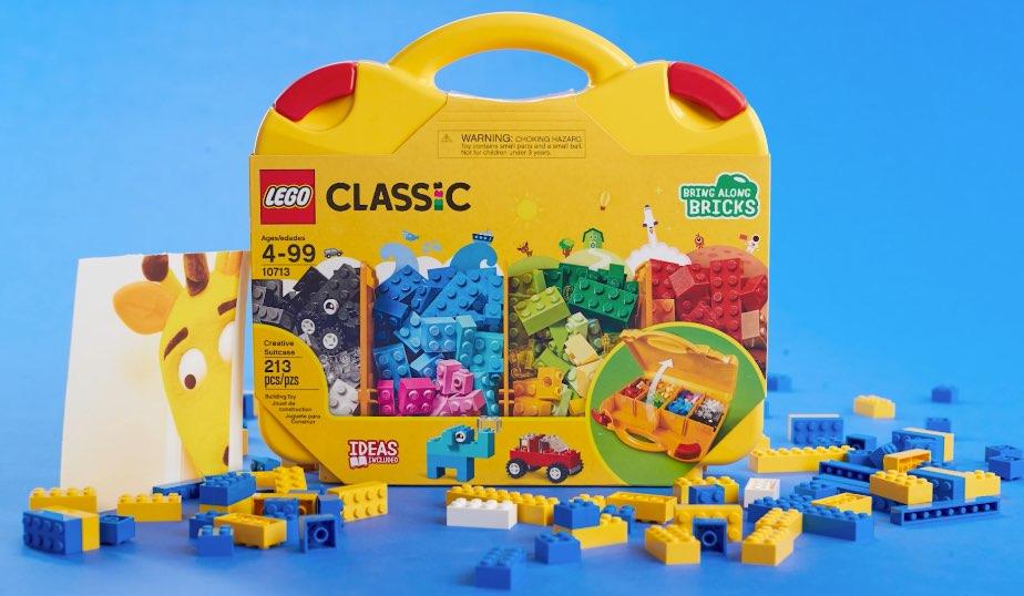 LEGO classic bricks 10713