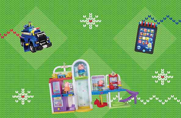 gifts for pre-k play gift guides at Toys R Us