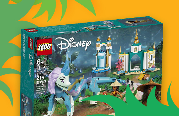 new 2021 lego building sets