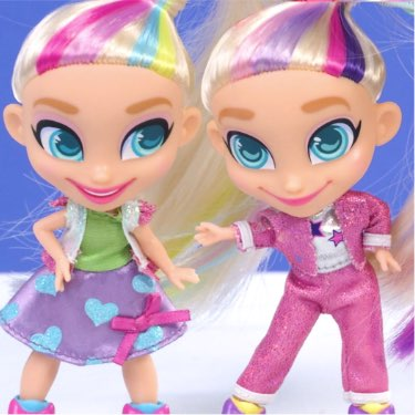 dolls feature JoJo Siwa's real look