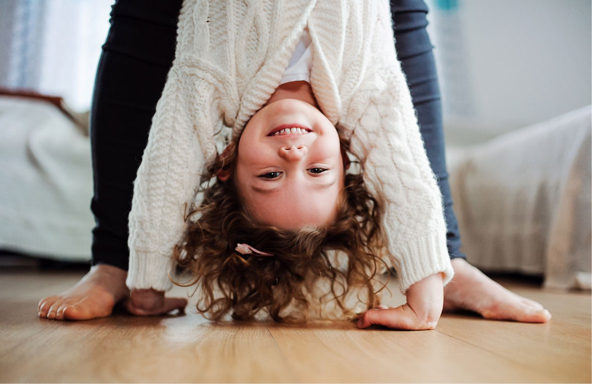 a big dose of indoor play to cure cabin fever