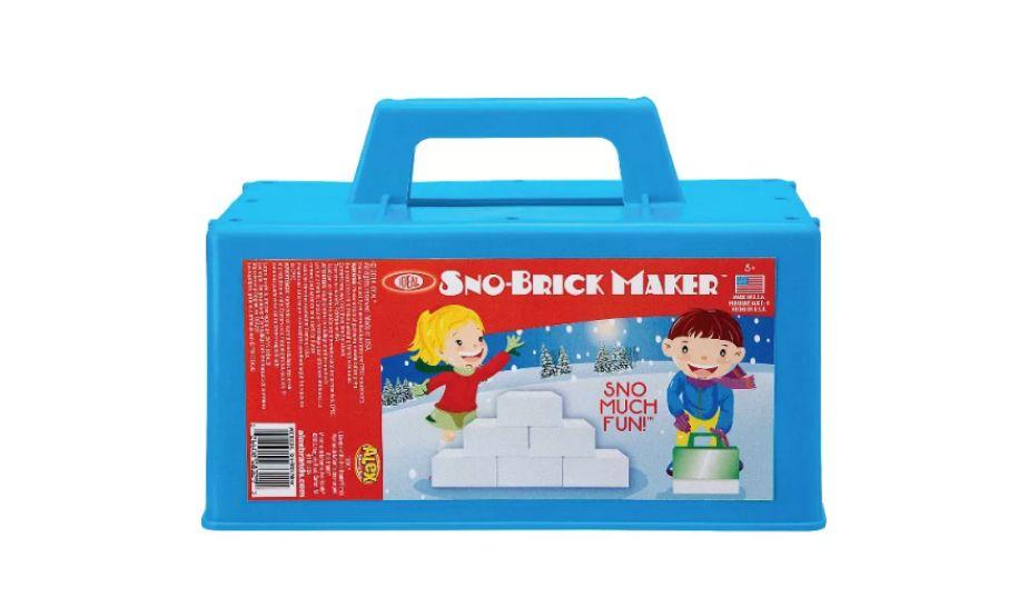 Poof-Slinky Snow Craft Kit – Alex Brands