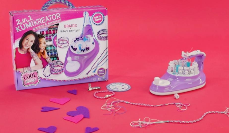 Kumikreator Bracelets & Necklaces Kit