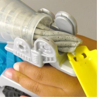 see-through spinning mixer