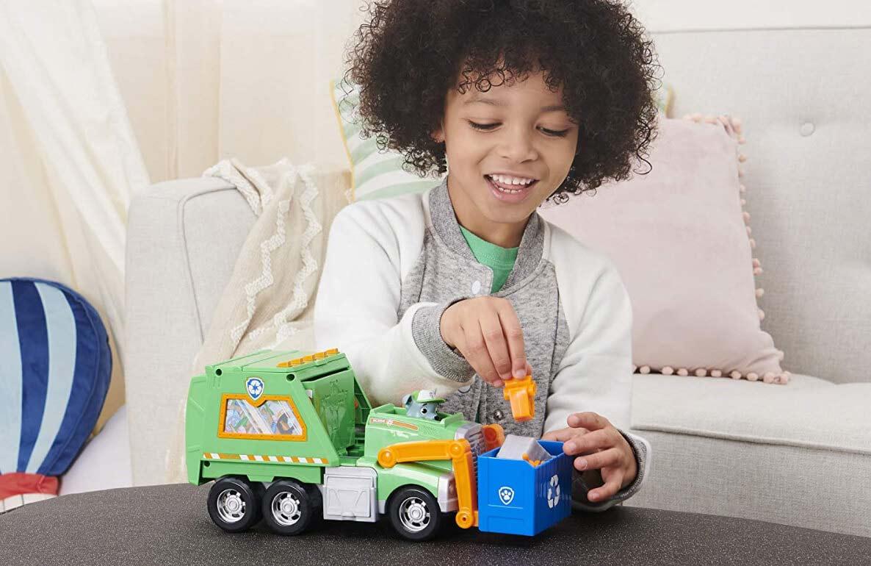 PAW Patrol toys to the rescue!