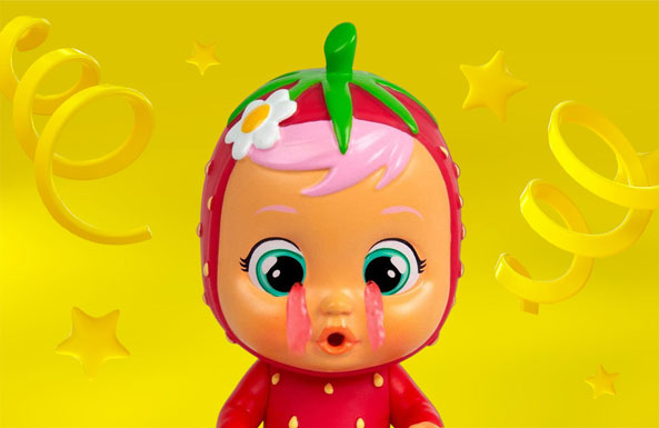 Cry Babies Magic Tears – Tutti Frutti House Series