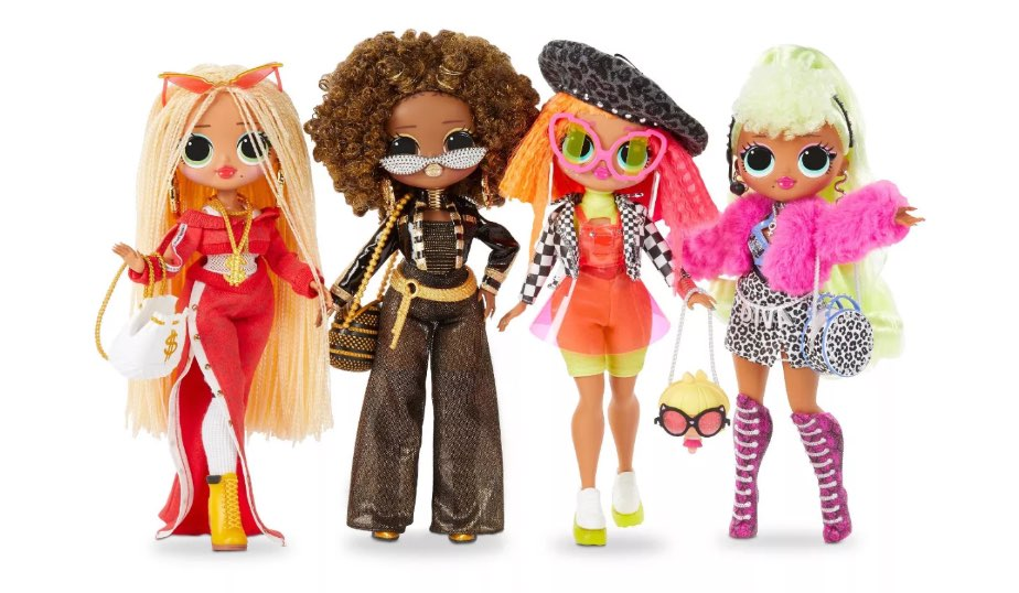 L.O.L. Surprise O.M.G. Fashion Dolls by MGA