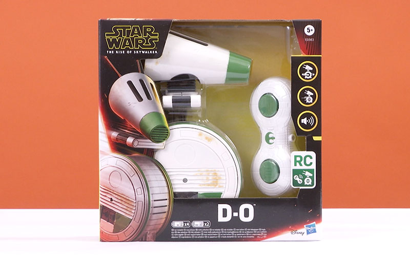 Star Wars D-O Remote Controlled Droid