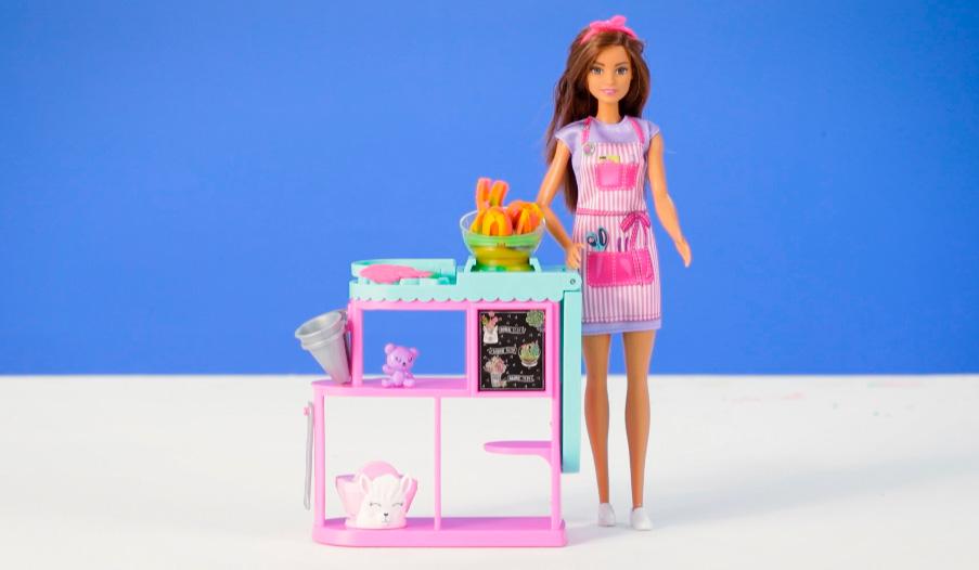 Barbie Florist Playset Review