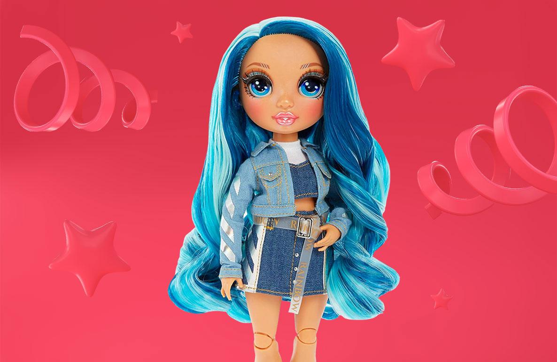 Rainbow High Fashion Doll Skyler Bradshaw Toys R Us
