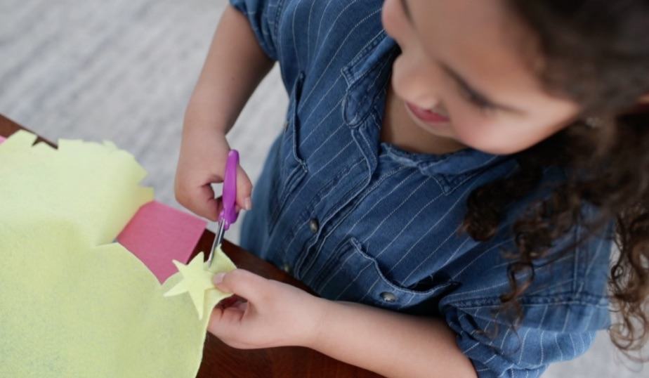 design and cut out decorations