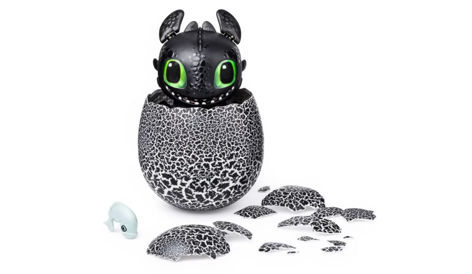 How to Train Your Dragon Hatching Toothless by Spin Master