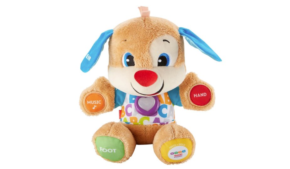 Laugh and Learn Smart Stages Puppy — Fisher-Price