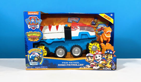 PAW Patrol Dino Rescue Patroller Review