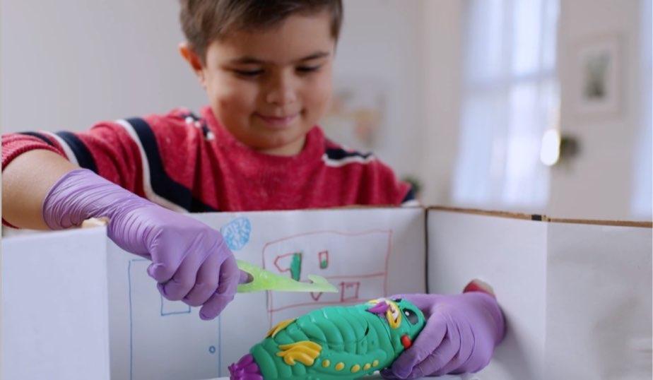 Cardboard Laboratory DIY