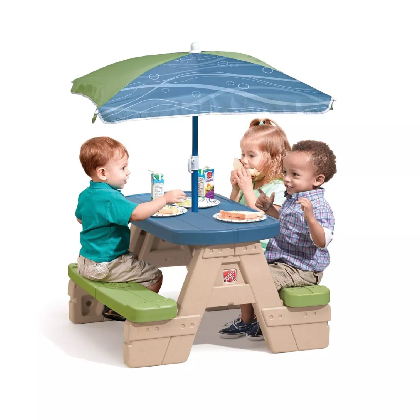 play furniture & toy storage image