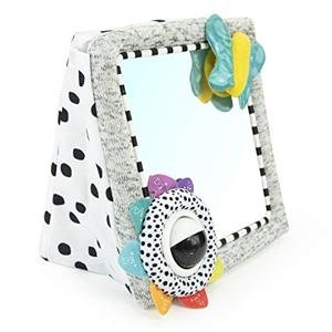 baby mirrors image