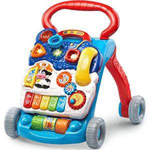 pull-along & push toys image