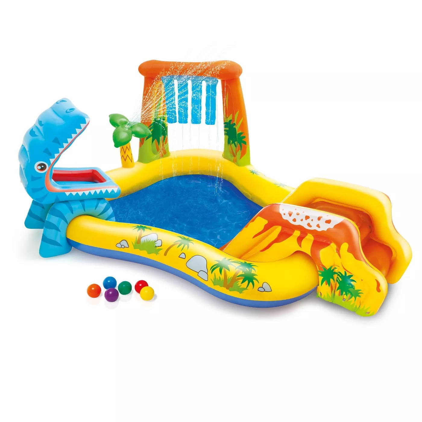 swimming pools & water toys image