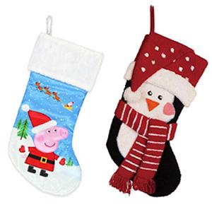 stockings & stocking holders image