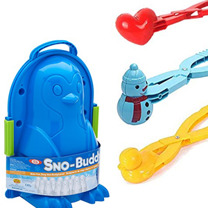 snow toys & games image