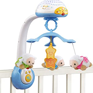crib toys, soothers & mobiles image