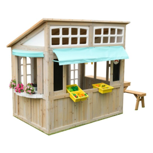 playhouses and swing sets image