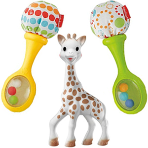 rattles & teethers image